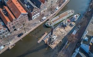 Rotterdam Taanbrug