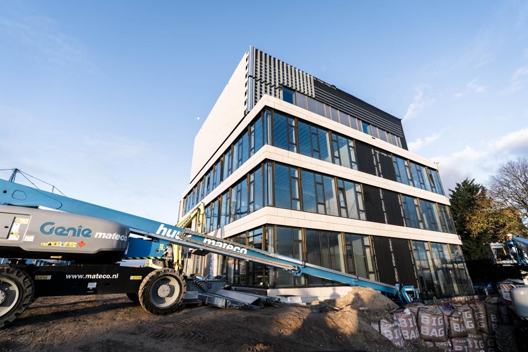 Nieuwbouw IKC Overhoeks